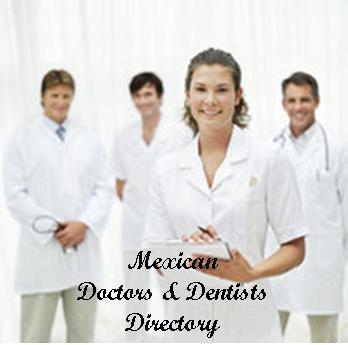 Mexican Doctors & Dentists Directory logo supports the Nogales Businesses and Events in Nogales Sonora Mexico